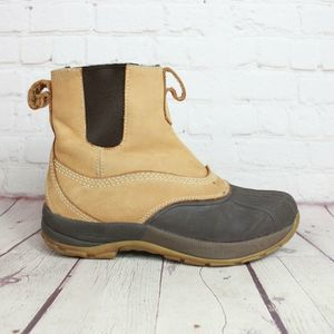 LL Bean Chelsea Ankle Duck Boots